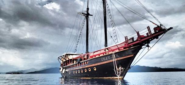 MV Calico Jack Raja Ampat Liveaboard