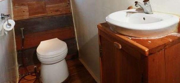 Calico Jack Toilet