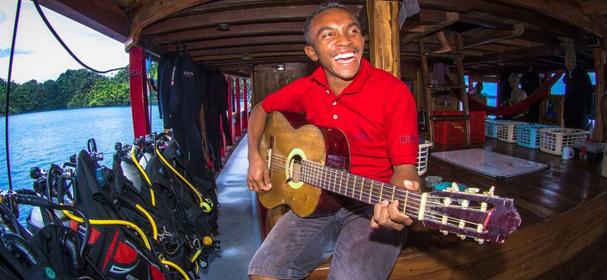 Calico Jack Raja Ampat Diving