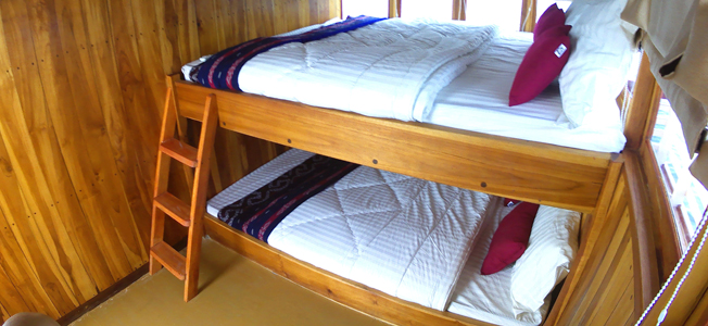 Carnaby Indonesia Double Bunkbed