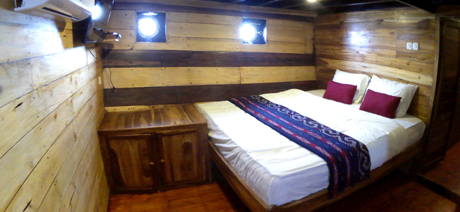 Carnaby Indonesia Cabin