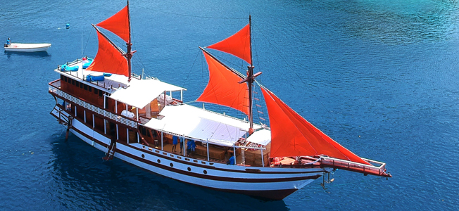Carnaby Phinisi Boat