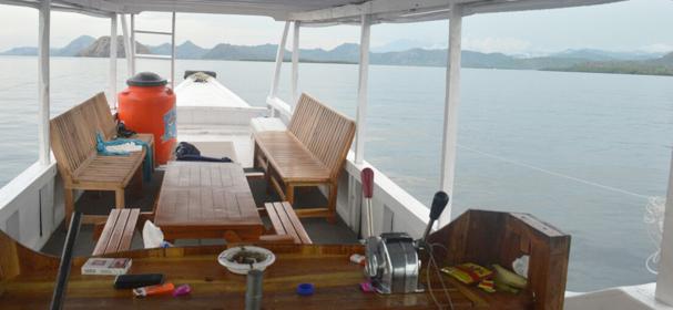 Komodo Daily Boat