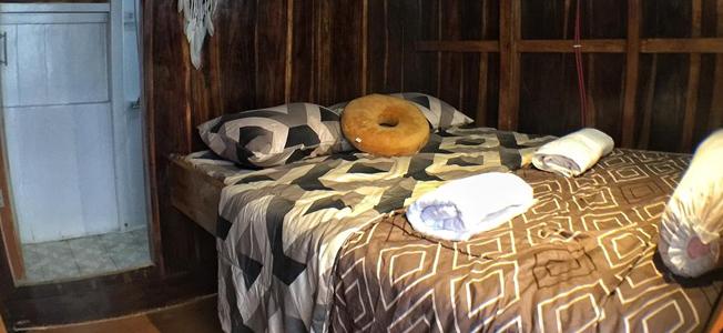 Dinara Senapti Boat Double Bed