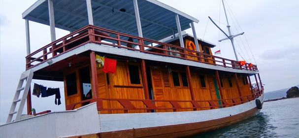 Dirga Kabila Boat