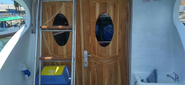 Alexandria Door