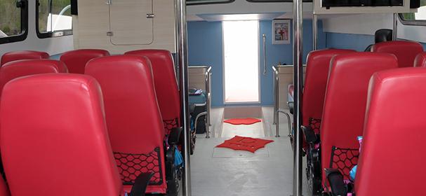 Komodo Speed Boat Seat