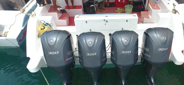 Komodo Speed engine