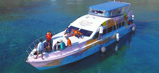 Dtour Komodo Fast Boat