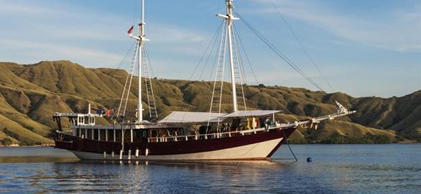 KM Duyung Baru Boat