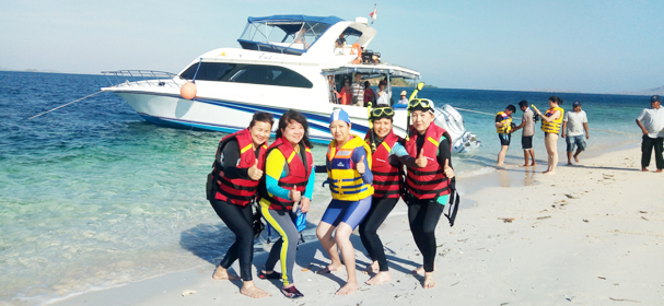 East Cruise Komodo Indonesia