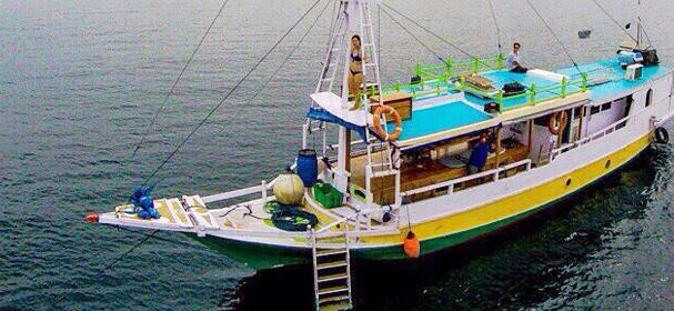 Fammasena Boat AC - Fan