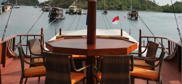 Florence Komodo Boat Charter