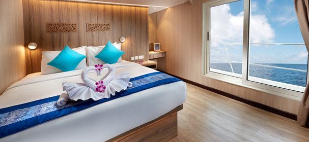 Gaia Love Bedroom