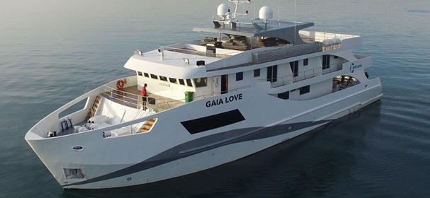 Gaia Love Raja Ampat