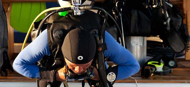 MV Indo Siren Diving Activities