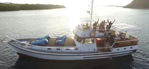 King Castle Boat
