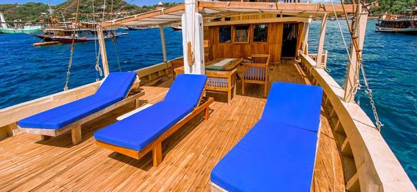 KLM Budi Utama Boat Charter
