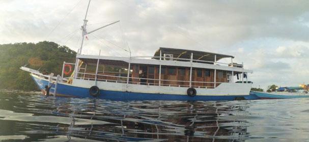 KLM Lestari Indah Boat