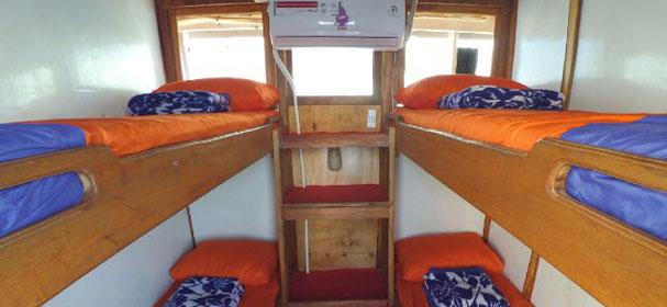 KLM Lestari Indah Cabin