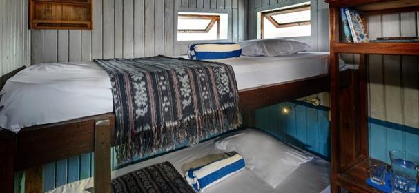 KML mari Bunkbed Cabin