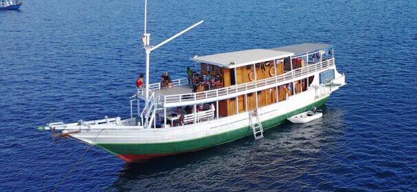 KLM Musti Adil Boat