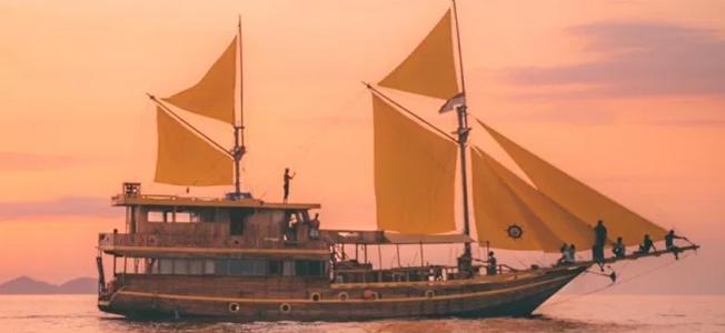 KLM NK Jaya Boat