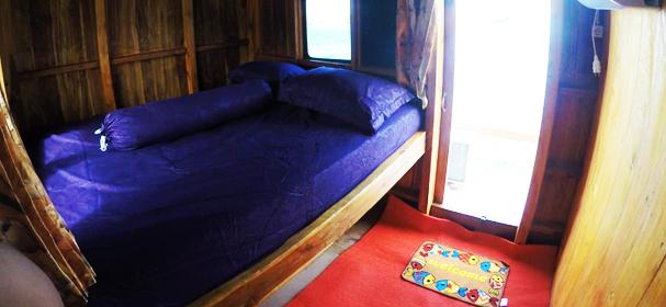 KM Dara Komodo Boat