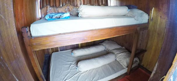 KM Dara Komodo Boat Charter