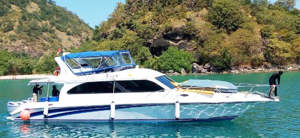 KM New Hope Boat