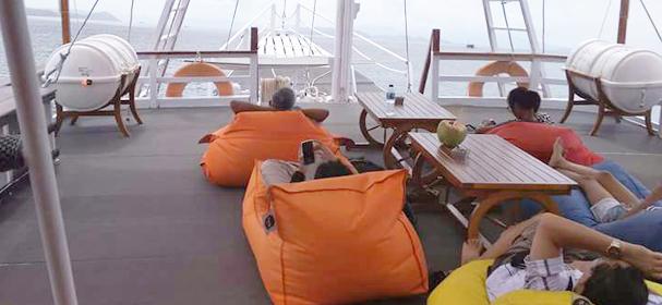 KM Noah Boat Charter