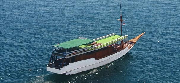 KM Rosalia Boat