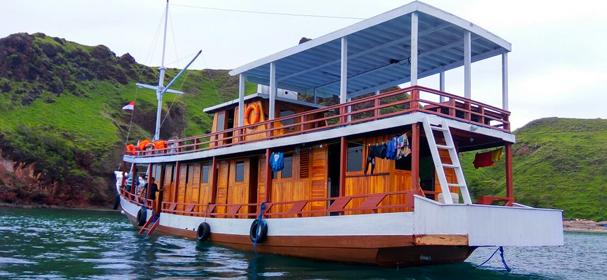 Dirga Kabila Boat Charter