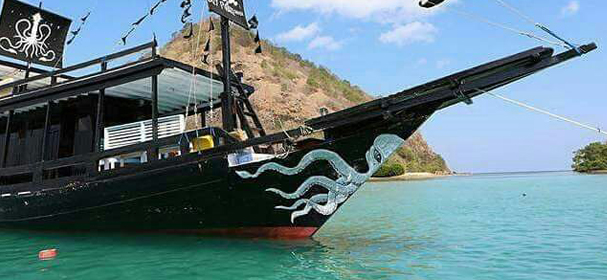 Kanha Komodo Boat