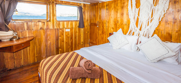 Kelana Cruise Cabin Boat