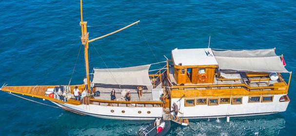 Kelana Cruise Komodo