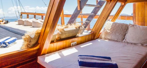 Kelana Indonesia Boat Charter