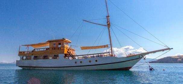 Kelana Cruise Boat Charter