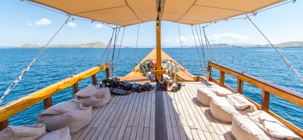 Kelana Komodo Boat
