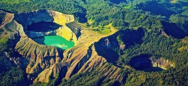 Kelimutu Crater Lake