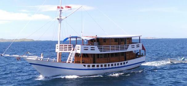 Klana Boat Komodo