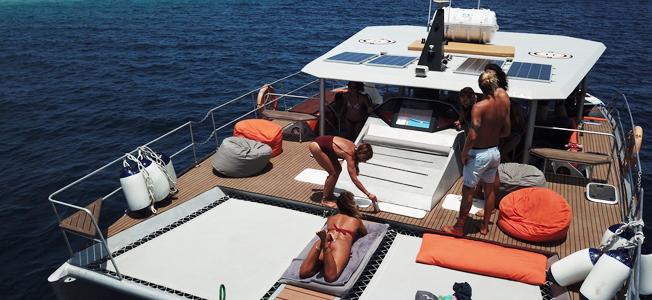 Komodo Catamaran Cruise