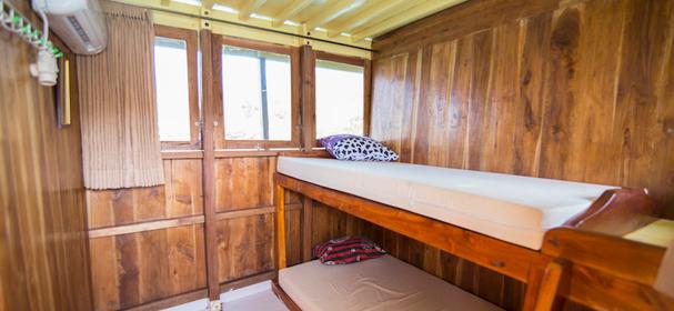 Komodo Sea Villa Cabin