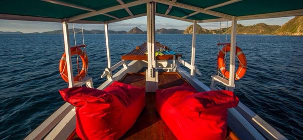 KM Komodo Boat 1 Liveaboard
