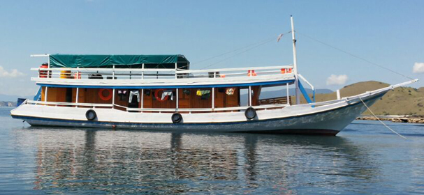 Komodo Jaya Abadi Cruises