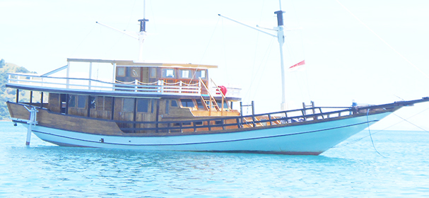 MV Komodo Sea Villa