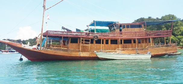 La Hila Boat Komodo