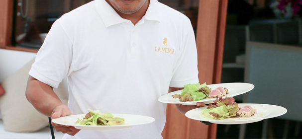 Lamima Luxury Menus