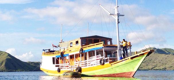 Liberty Komodo Boat