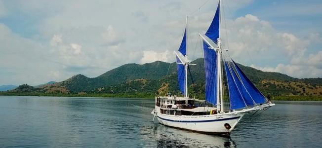 MSY Obak Biru Boat
